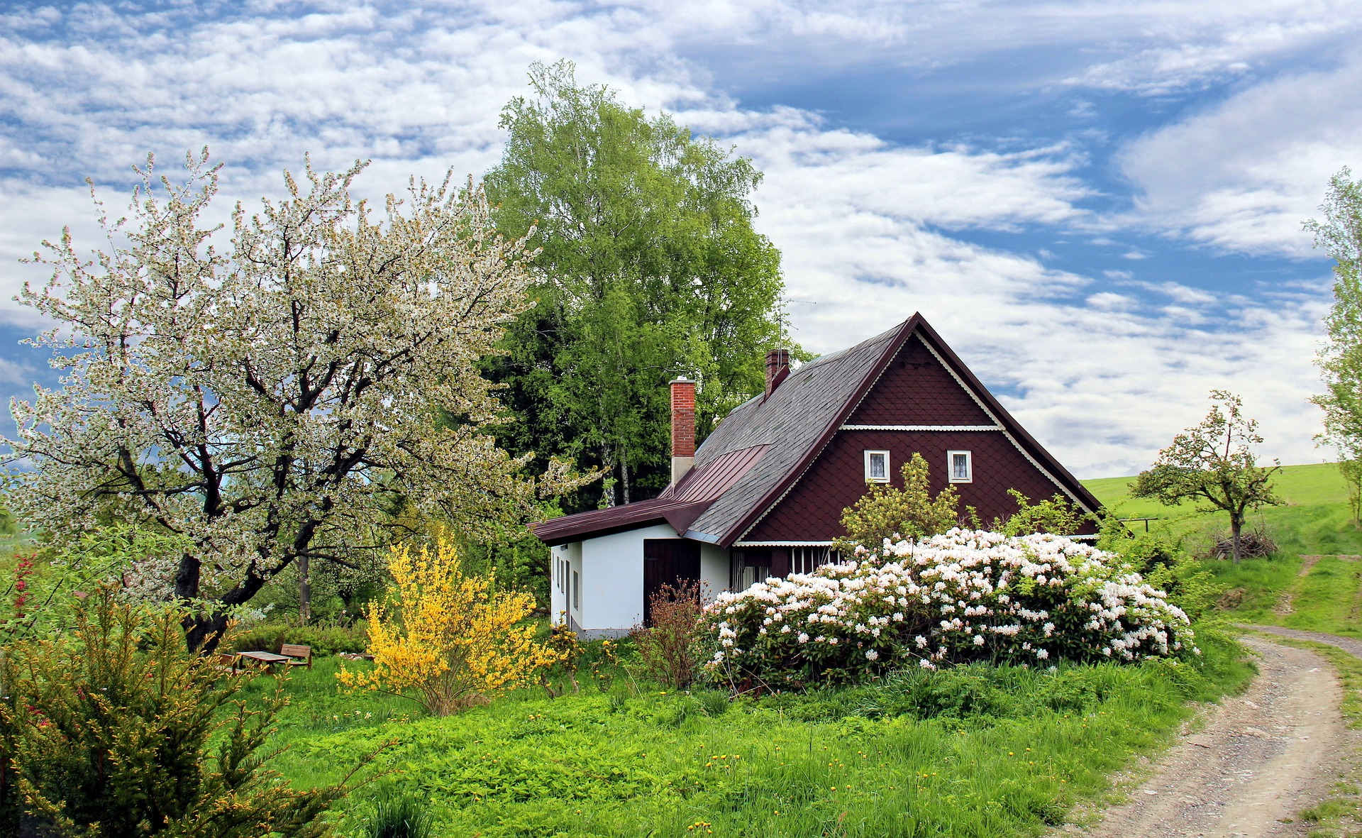 Leserprojekt – Was war zuerst, der Garten oder das Haus? – Teil 1von 2